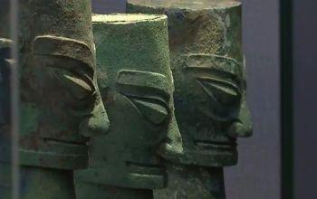 """""""三星堆""""文物运抵杭州!金沙遗址和良渚文化还有渊源?看完这个展你就知道了→"""