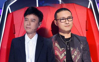 2021中国好声音 第8期:汪峰和李克勤战队对决 导师互放狠话引发高潮