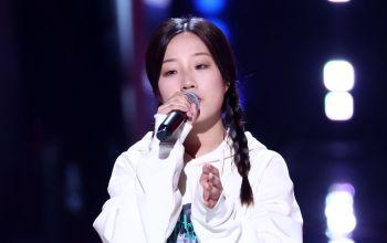 张露馨《U》 2021中国好声音
