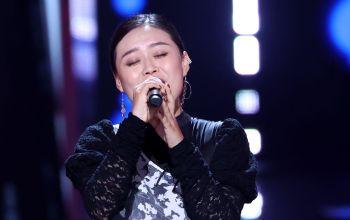 泽宙斯姬《离开月球》 2021中国好声音