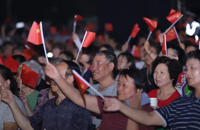 2019文明出行全省巡回宣传月汇报演出