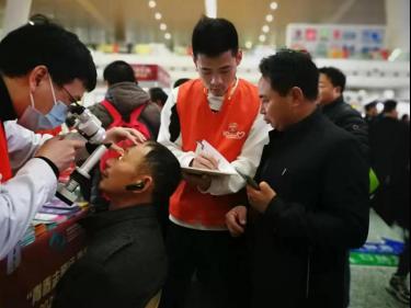 """杭州站""""小甜橙""""志愿者上线 助力春运406.png"""