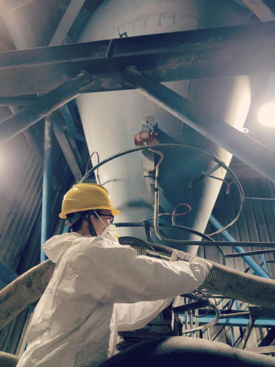 """走近宁波5号专线""""终结者"""",环保能源厂33天处置隔离垃圾700吨724.png"""
