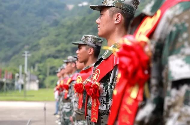 余杭區2021年征兵開始報名國家在召喚你