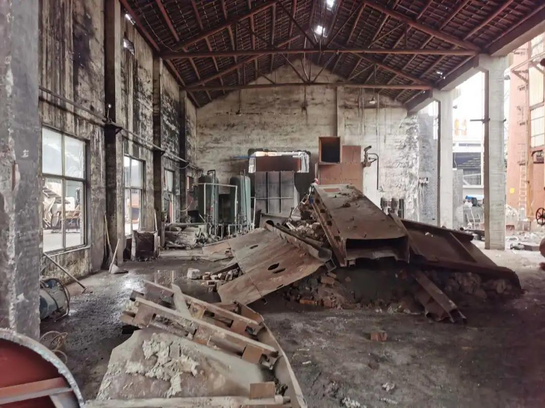 兰溪:拆除高污染燃料锅炉452 完成淘汰改造