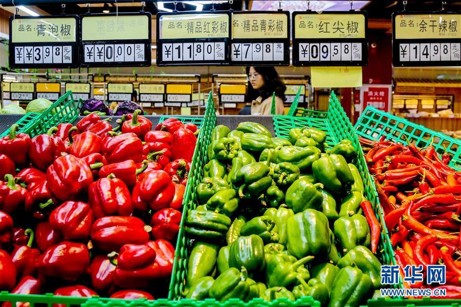 #(经济)(4)3月份全国居民消费价格同比上涨2.3%