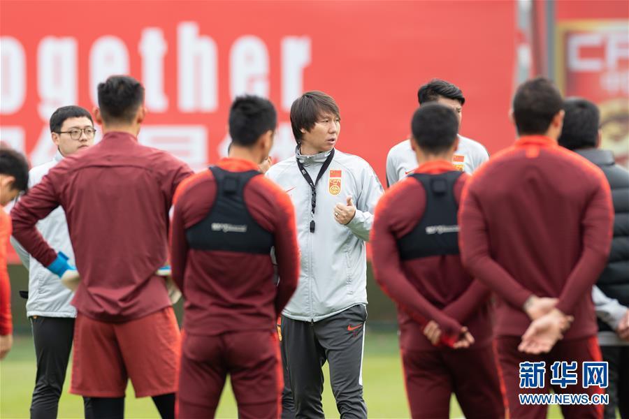 (体育)(8)足球——李铁率领新一届国足集训