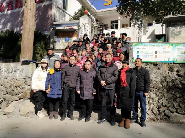 青田县科协在东源镇平溪村举办药稻轮作栽培技术培训班