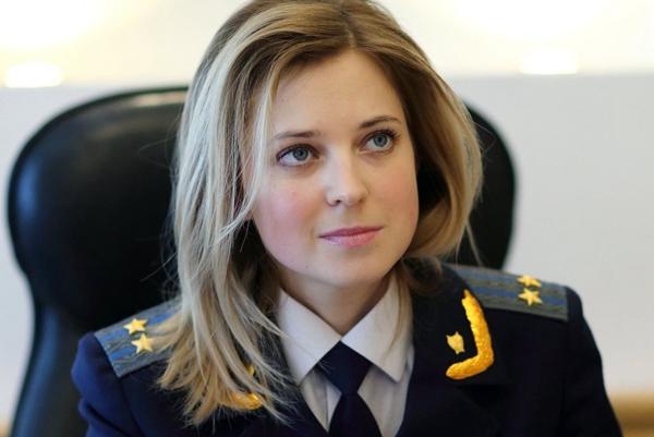 普京任命克里米亚前美女检察长为俄驻佛得角大使