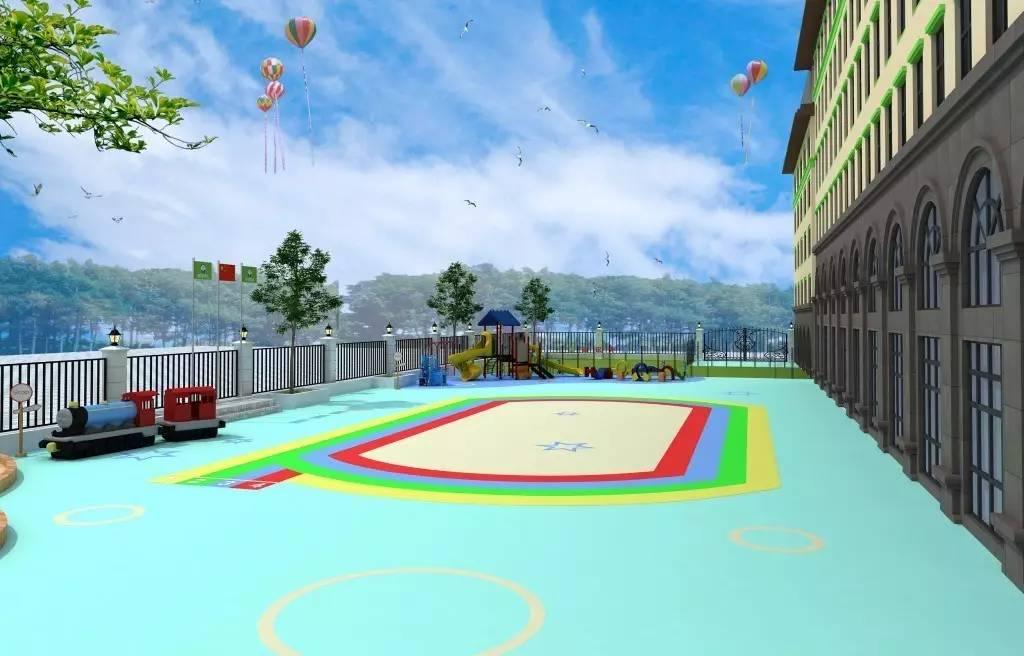 儿童高尔夫球场,室内游泳池,3d影院…设施多到眼花