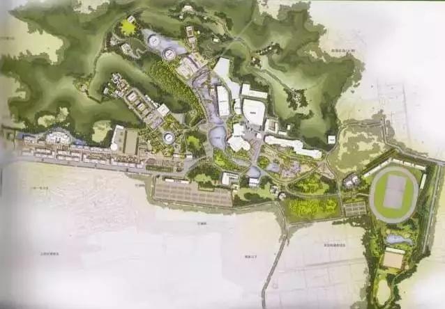 杭州极地海洋公园景区改扩建项目