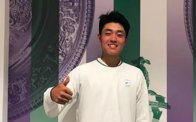 棒!17岁杭二中学霸吴易昺拿了个美网冠军,回来