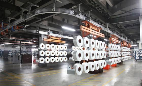 以及针织,经编,绣花,家纺等较为完整和具有特色的产业链结构,在产业