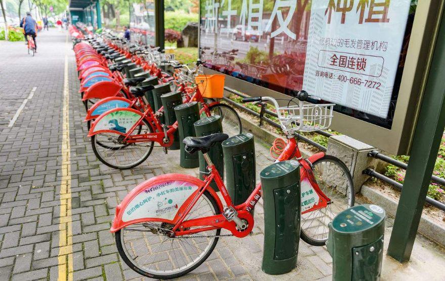 喜讯!萧山公共自行车系统和杭州并轨!