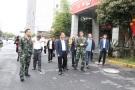 蕭山區新聯會走進消防大隊 結對共建聯誼活動