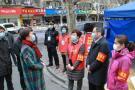 市委常委、区委书记佟桂莉到城厢街道看望慰问基层一线干部