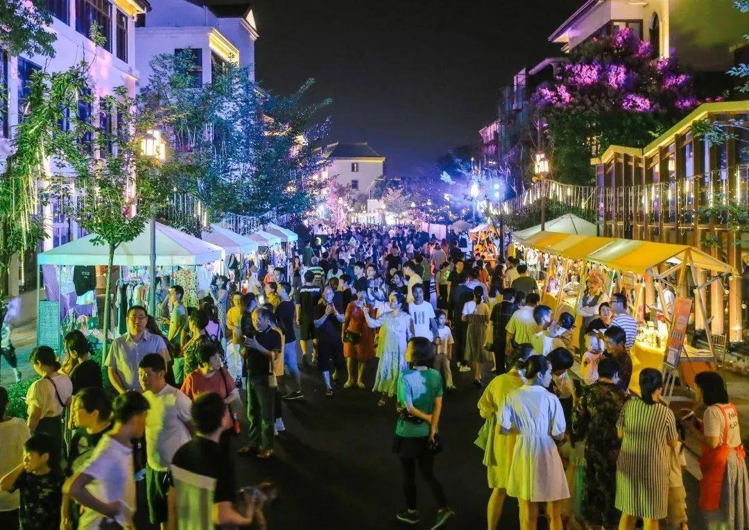湘湖慢生活街入选杭州市高品质步