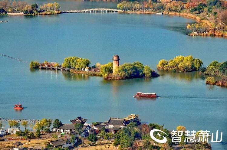 湘湖景区1月8日起测温亮码,建议游客佩戴口罩