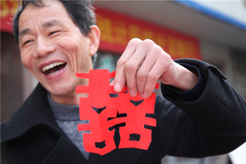 """""""文化暖冬行""""活动在所前镇越王村文化礼堂拉开序幕"""