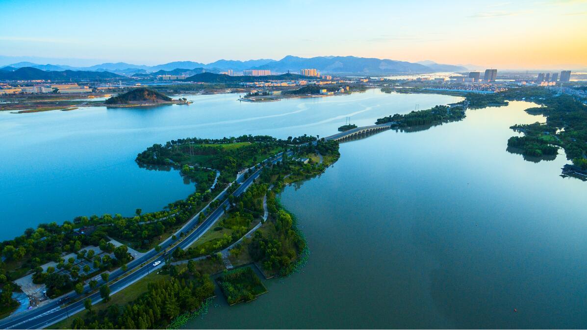 湘湖新城概览