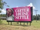 美國家族百年來首次誕生女嬰 用廣告牌慶祝