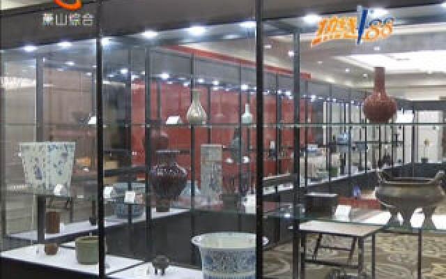 2018蕭山首屆中國藝術品拍賣將于明天進行
