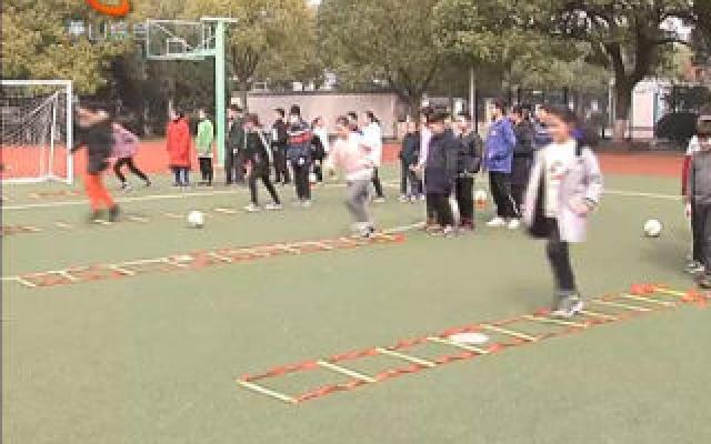 中國足球天才計劃德國代表來我區交流參觀