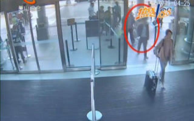 杀人后打算坐飞机潜逃 机场特警三分钟缉拿