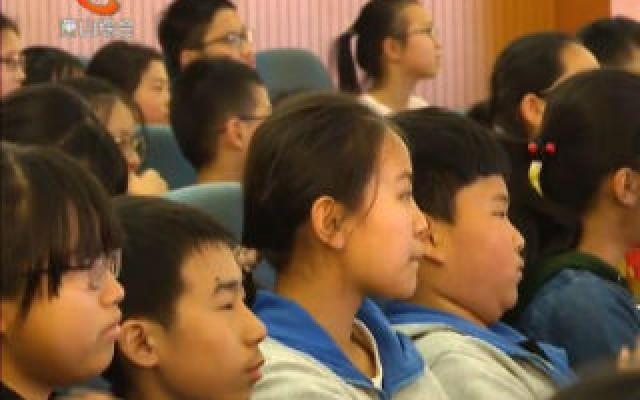 衙前镇举办纪念五四运动青春阅读演出