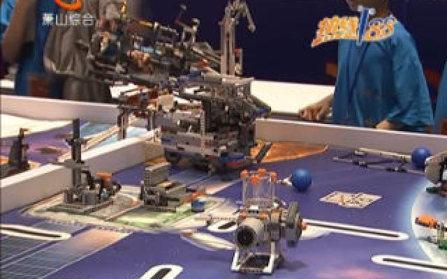 2019睿抗總決賽選拔賽在機器人小鎮舉行