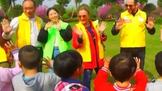 爱心浙江:外商志愿者的暖心陪伴